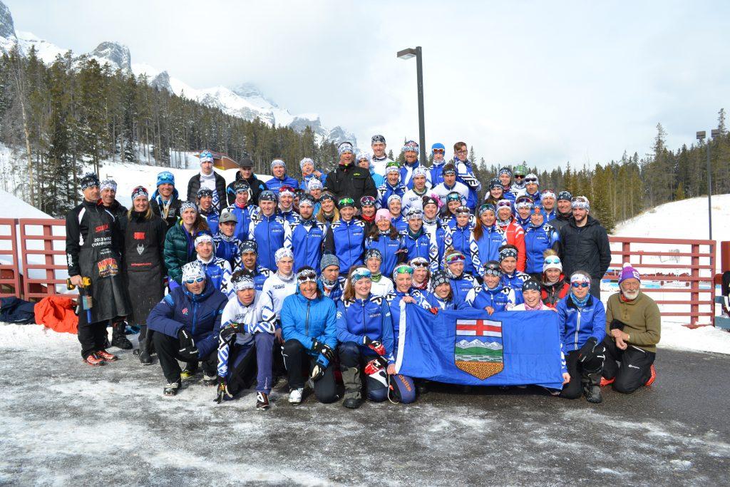 Team Alberta 2017 NCH